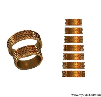 Обручальные кольца протектор шин