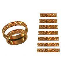Обручальные кольца декор