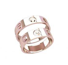 Обручальные кольца Барака