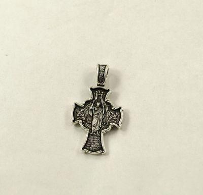 Двусторонний крест православный