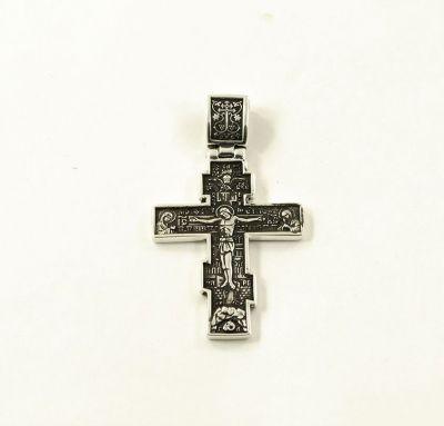 Крест православный двусторонний