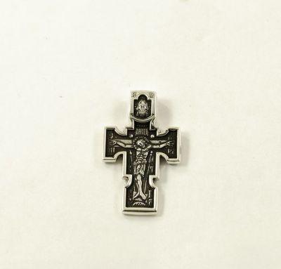 Крест Распятие Христово. Архангел Михаил