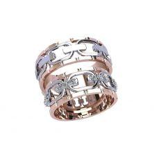 Обручальные кольца золото