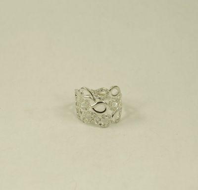 Серебряное кольцо винтаж