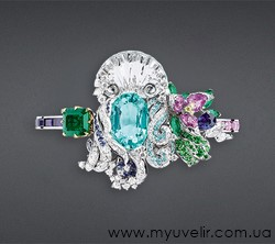 Paraiba Tourmaline Nymphs Bath