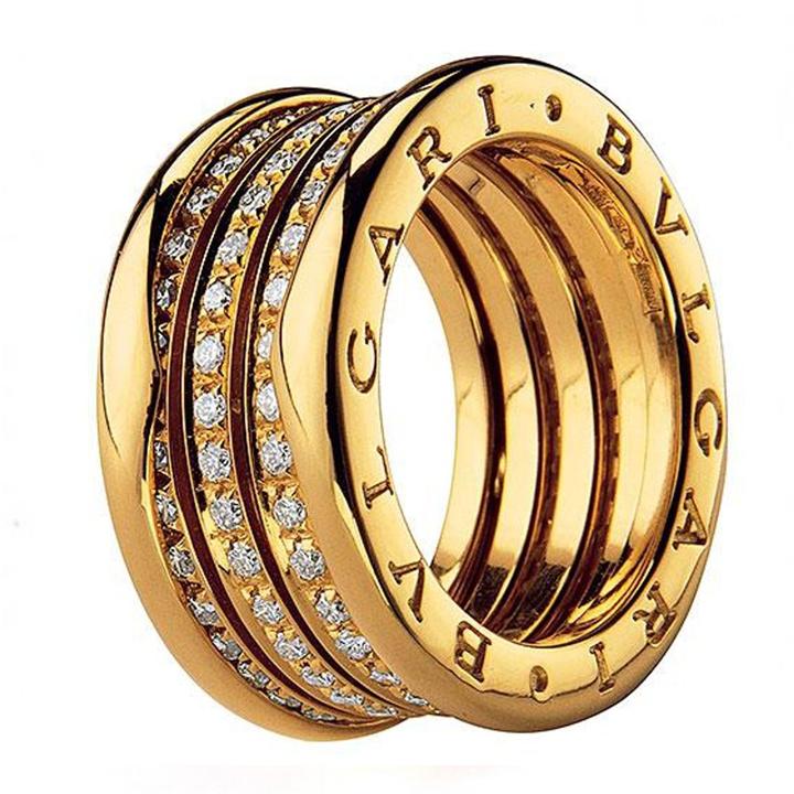 свадебные кольца булгари фото любимая